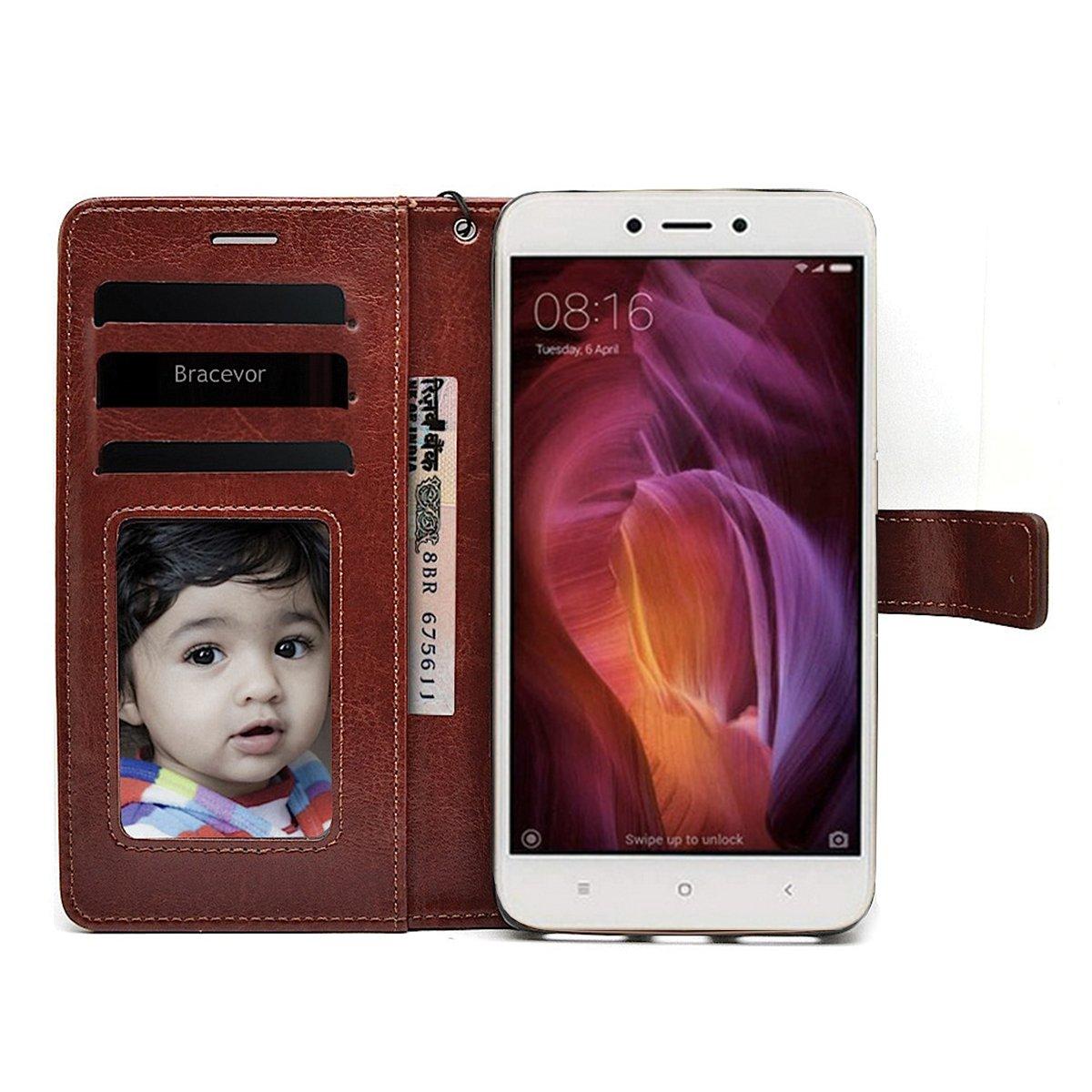Bracevor Redmi Y1 Lite Electronics Xiaomi Yi Protective Mica Plastic Case Transparan