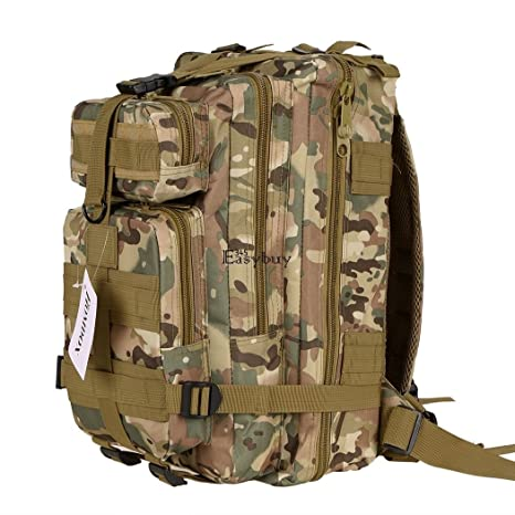 Image Unavailable. Image not available for. Color  CP Camo Military  Tactical Multicam Backpack Rucksack ... b1dadc6c4b489