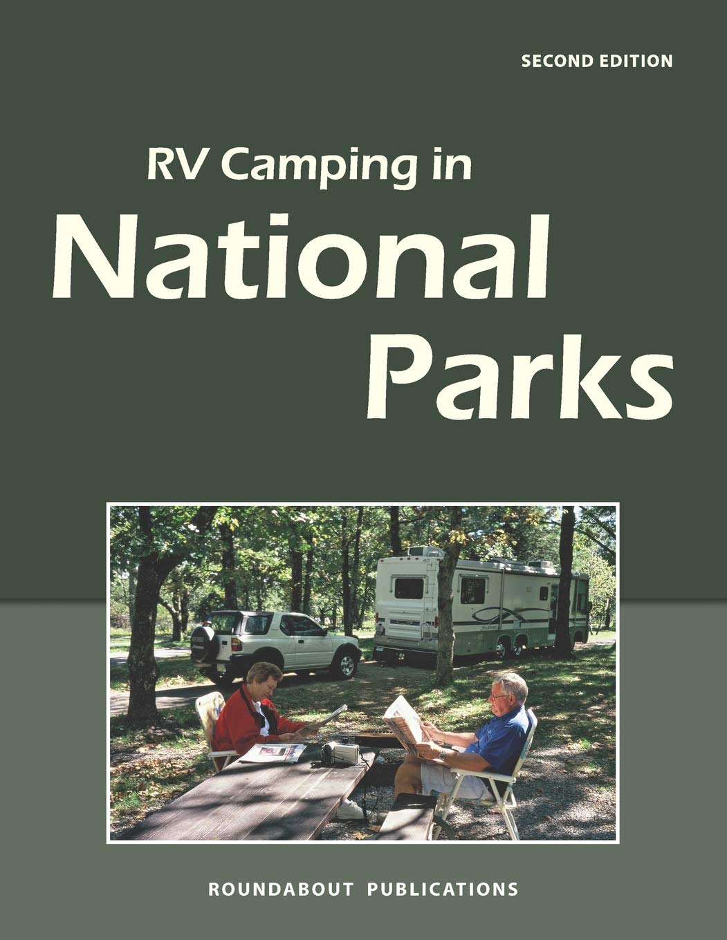 Rv Camping In National Parks Roundabout Publications