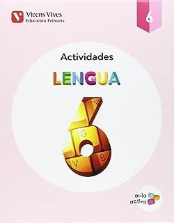 XAT 6 ACTIVITATS AULA ACTIVA : 000001 - 9788468228129: Amazon.es ...