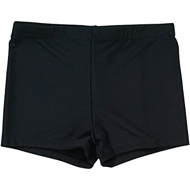 72ac193a69 H2O Boys Plain Back to School Swim Shorts: Amazon.co.uk: Clothing