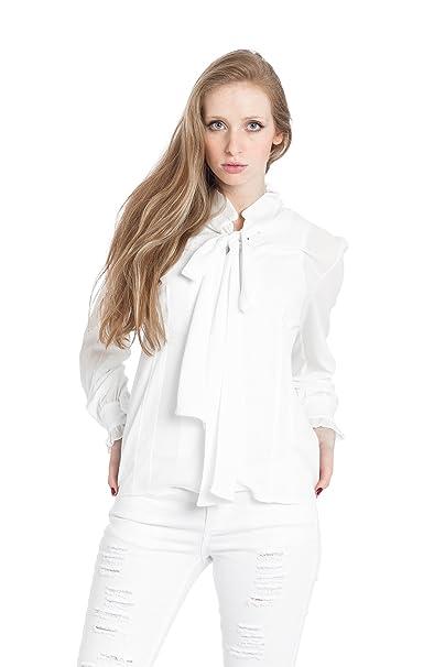 Abbino - Camisas - para Mujer Blanco Blanco Small