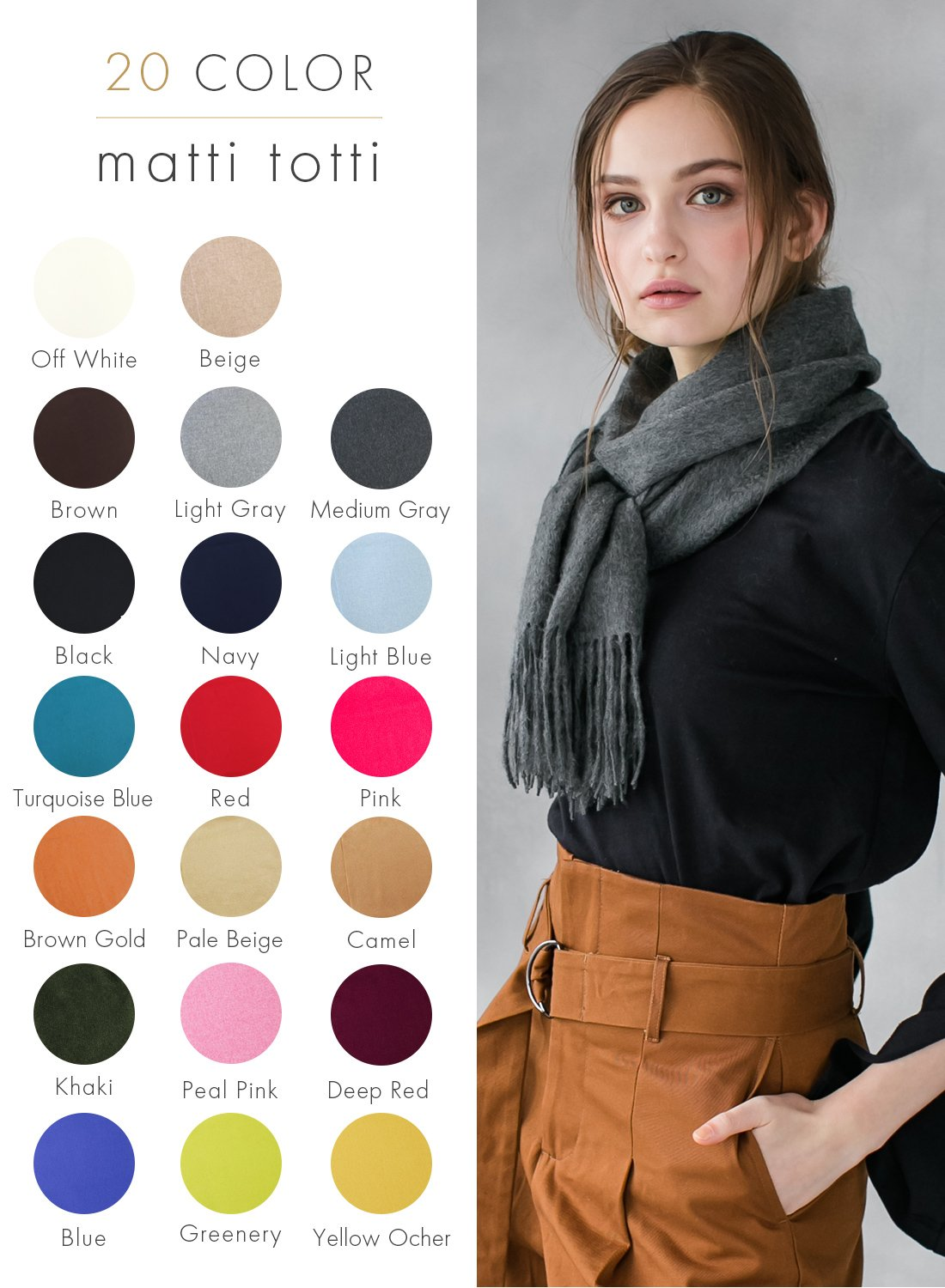 M Gray 100% Cashmere Shawl Stole Women's 2017 Gift Scarves Wrap Blanket A0514B2-5 by matti totti (Image #1)
