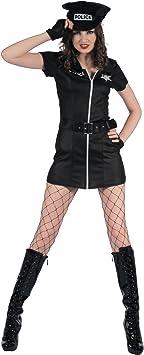 Generique Disfraz de Policía Sexy Mujer M: Amazon.es: Juguetes y ...