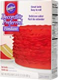 Wilton Decorator Preferred Fondant, Red