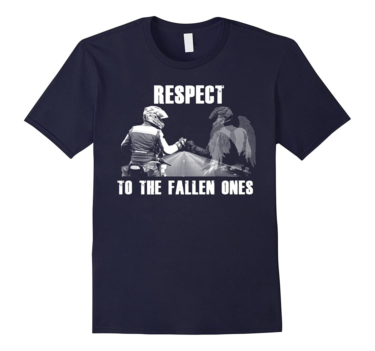 Respect To The Fallen Ones TShirt-RT