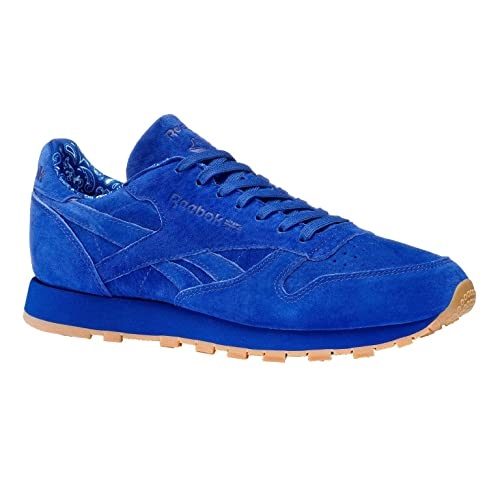 23fa42edfb5721 Reebok Men s Cl Leather TDC Sneakers  Amazon.co.uk  Clothing