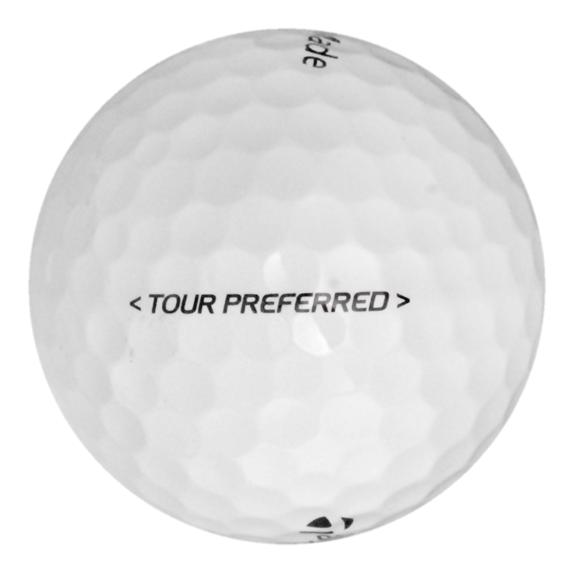 144 TaylorMade Tour Preferred - Value (AAA) Grade - Recycled (Used) Golf Balls