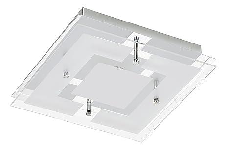 Plafoniere Bagno Led : Trango ip moderno luce da bagno a led plafoniera lampada