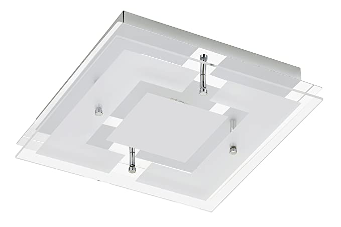 Plafoniere Per Bagno Led : Trango ip moderno luce da bagno a led plafoniera lampada