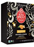 Soul Sprout, by Two Moms Sprouted Granola Bars, Sween-n-Tart Goldenberry
