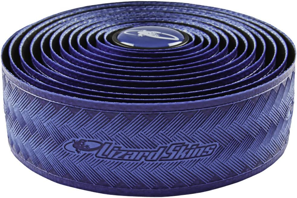 Lizard Skins DSP Bar Tape 3.2 Blue Bar Tape Bicycle parts Sports /& Outddor