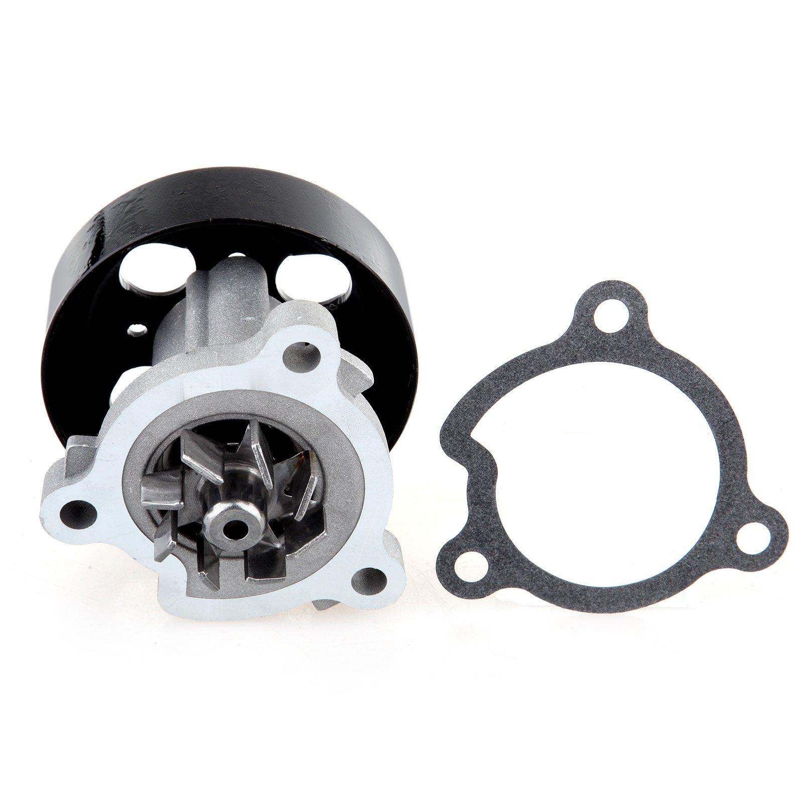 ECCPP Engine Water Pump for NISSAN ALTIMA SENTRA 2002-2012 L4 2.5L QR25DE DOHC