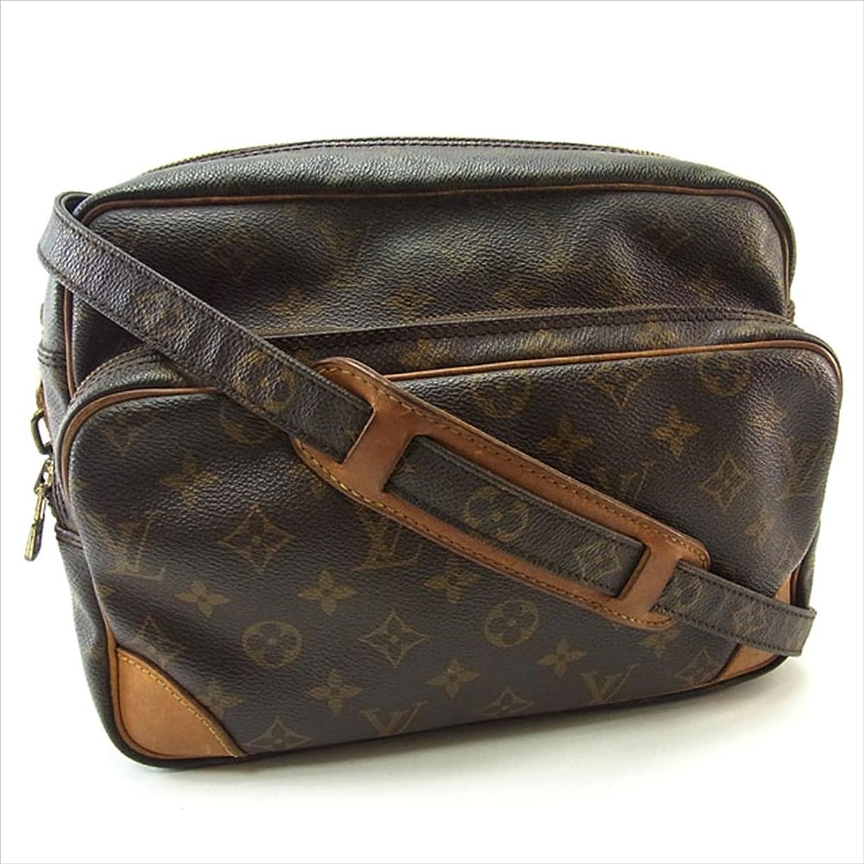 [ルイヴィトン] Louis Vuitton ショルダーバッグ 斜めがけショルダー メンズ可 ナイル M45244 モノグラム 中古 Y1926 B0772PNN8J