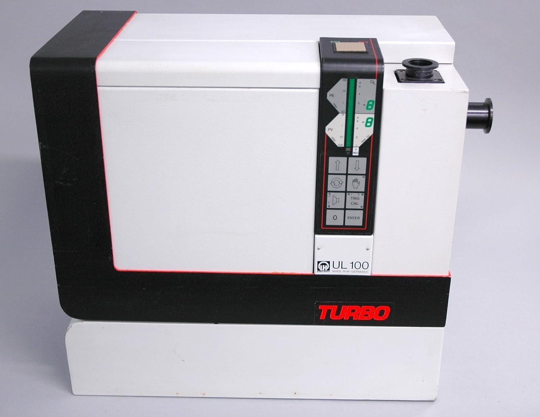 Amazon.com: LEYBOLD UL100 UL 100 TURBO Leak Detector: Industrial & Scientific