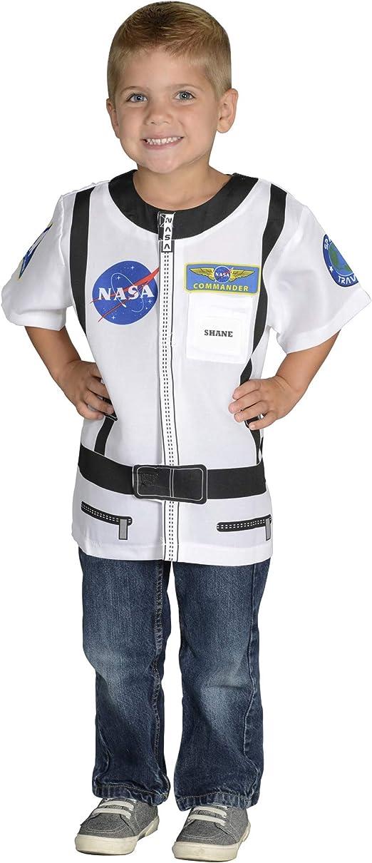 Aeromax, Inc. My 1st Career Gear, Astronaut, white
