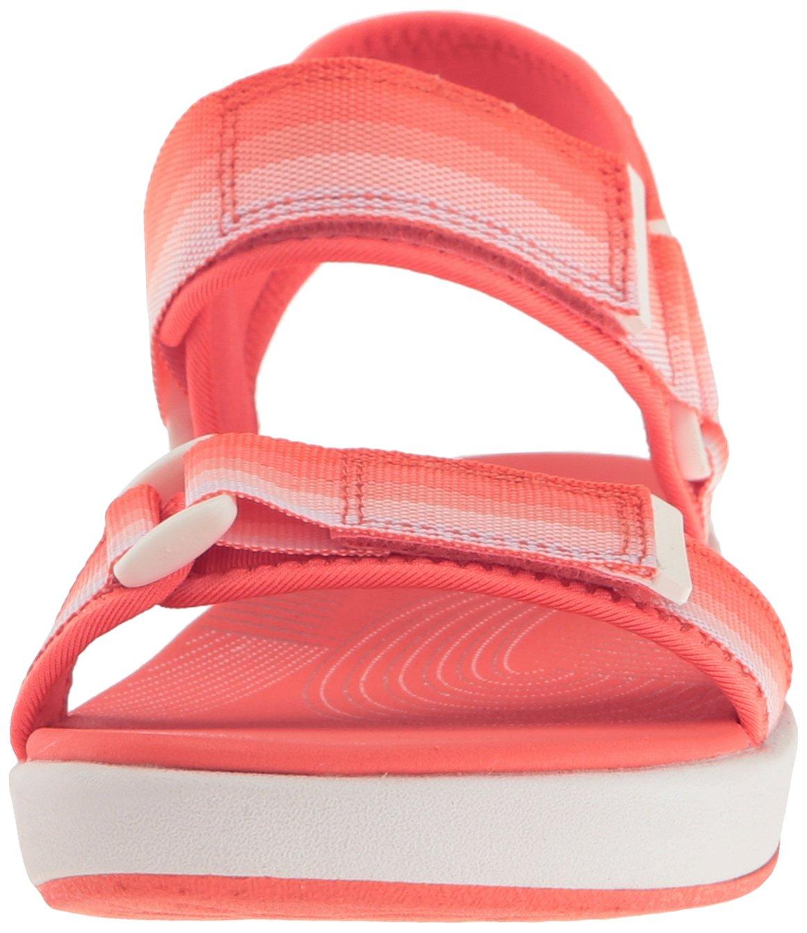 03e81c2fd56bc ... CLARKS Women s Brizo Ravena B(M) Flat Sandal B01IAVXMNC 5.5 B(M) ...