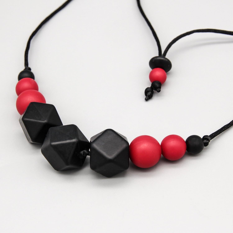 Halskette scarlet Stillkette / Silikonschmuck