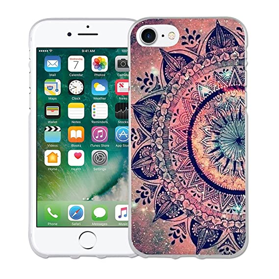 amazon com iphone 8 case, iphone 7 cases, khkj fashion design cleariphone 8 case, iphone 7 cases, khkj fashion design clear rubber silicone anti