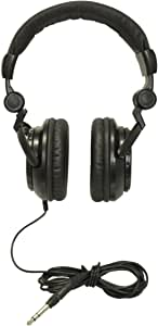 TASCAM TH02 Closed-Back Stylish Headphone, Black