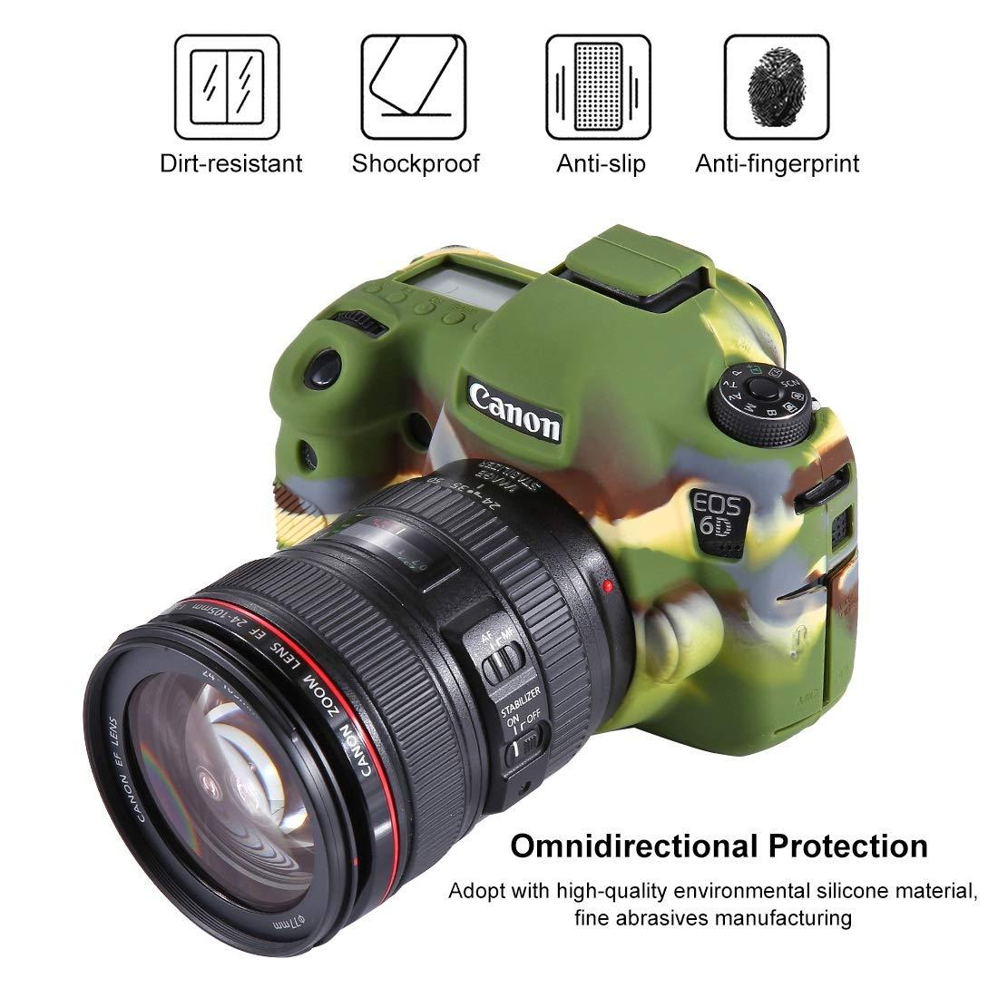 VLDFIIFJSHDAO Accesorios para cámaras de Fotos Funda Protectora de ...