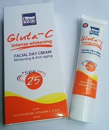 Gluta-C Intense Whitening Facial Day Cream with SPF 25