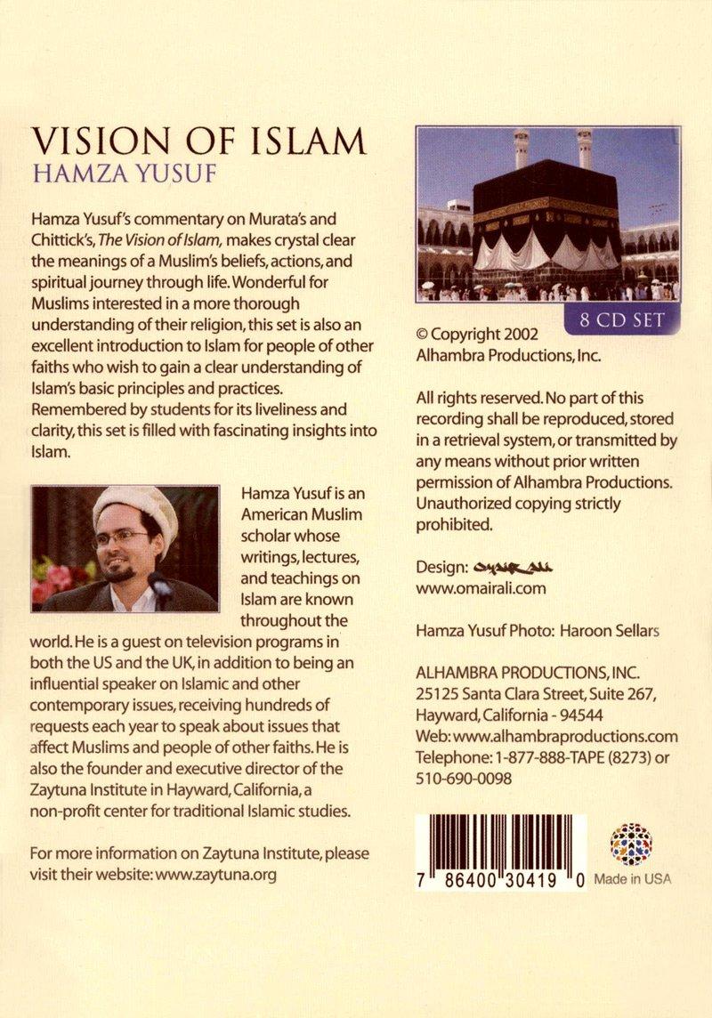 Vision of Islam (8 Audio CDs)