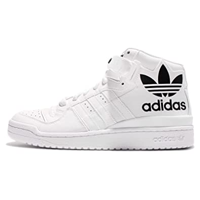 sports shoes 761f7 71ceb ... italy adidas men s forum mid rs xl footwear white footwear white core black  footwear white