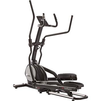 Elíptica de Maxxus® CX 4.3f, plegable, bicicleta elíptica, rueda de inercia