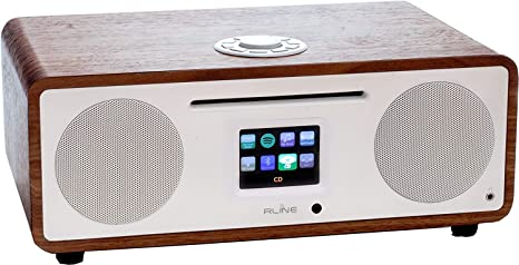 100% authentique modélisation durable original Internet Radio FM RDS Digital DAB +/CD Player/USB: Amazon.co ...