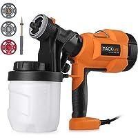 TACKLIFE Hvlp Paint Sprayer 800ml/min Electric Spray Gun