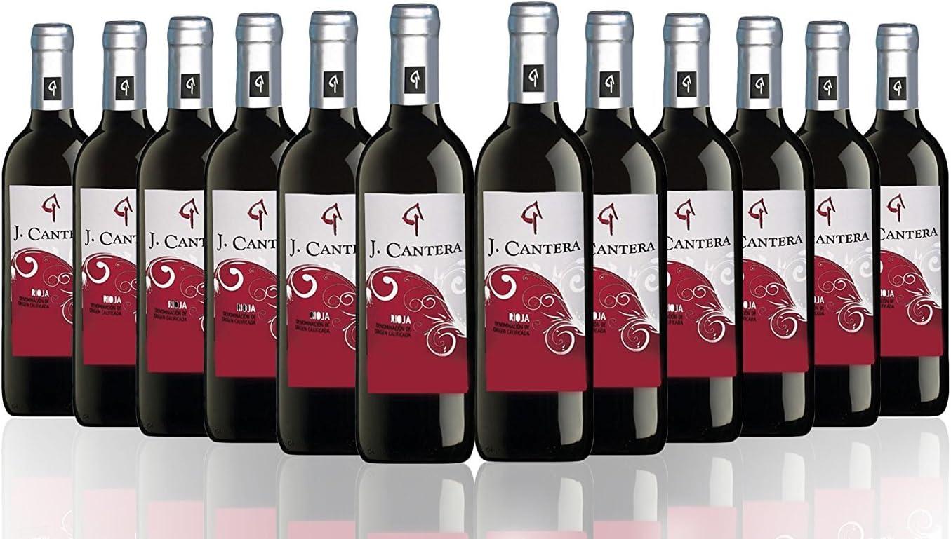 San Jamon - J. Cantera Tinto Joven, Tempranillo, Rioja, 75 cl ...