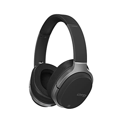 a9d33f2d79f439 Amazon.com: Edifier W830BT Bluetooth Headphones, Over-Ear Wireless Headphone,  Stereo Hi-Fi Headset with Mic and Remote for Phones, PC, Tablet, ...