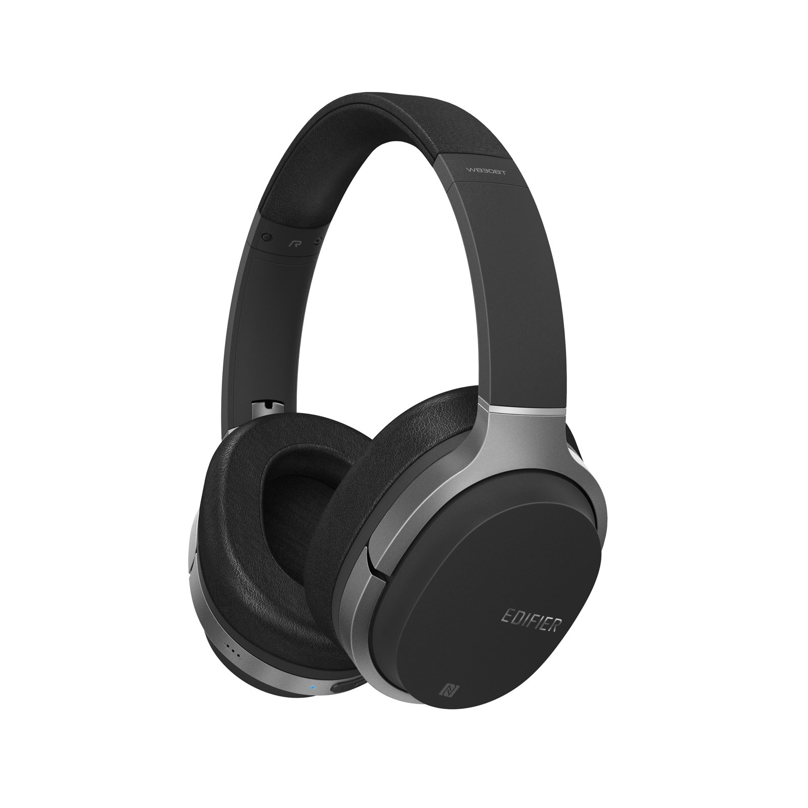 Auriculares Edifier W830bt Bluetooth Over-ear Inalambrico Stereo Hi-fi Headset Con Mic Y Remote Para Phones Pc Tablet Ma