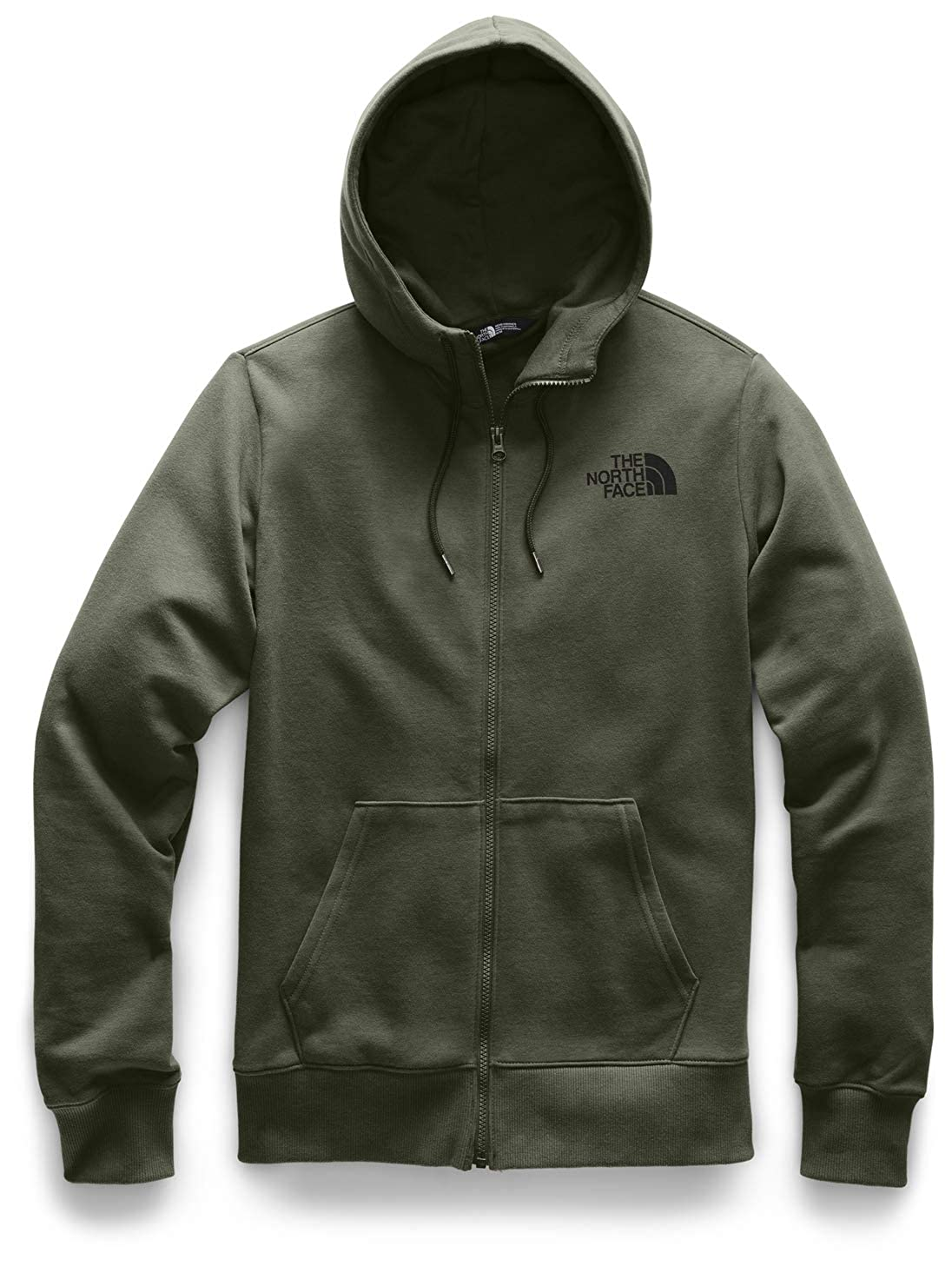 The North Face Mens Half Dome Full Zip Hoodie
