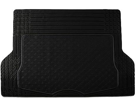 johns fml21 trunk liner black allweather rubber floor mats
