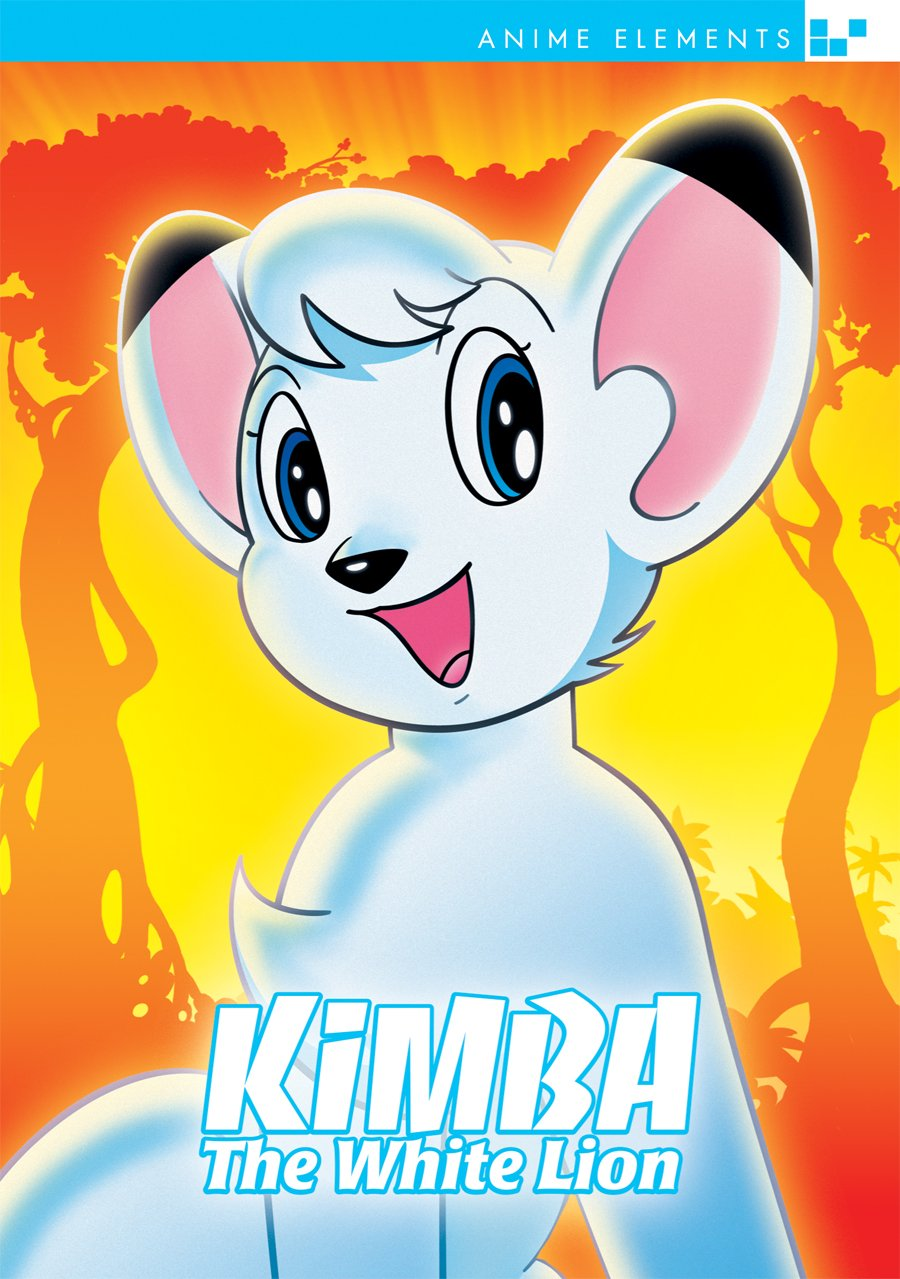 Kimba: The White Lion Complete DVD Collection by Right Stuf