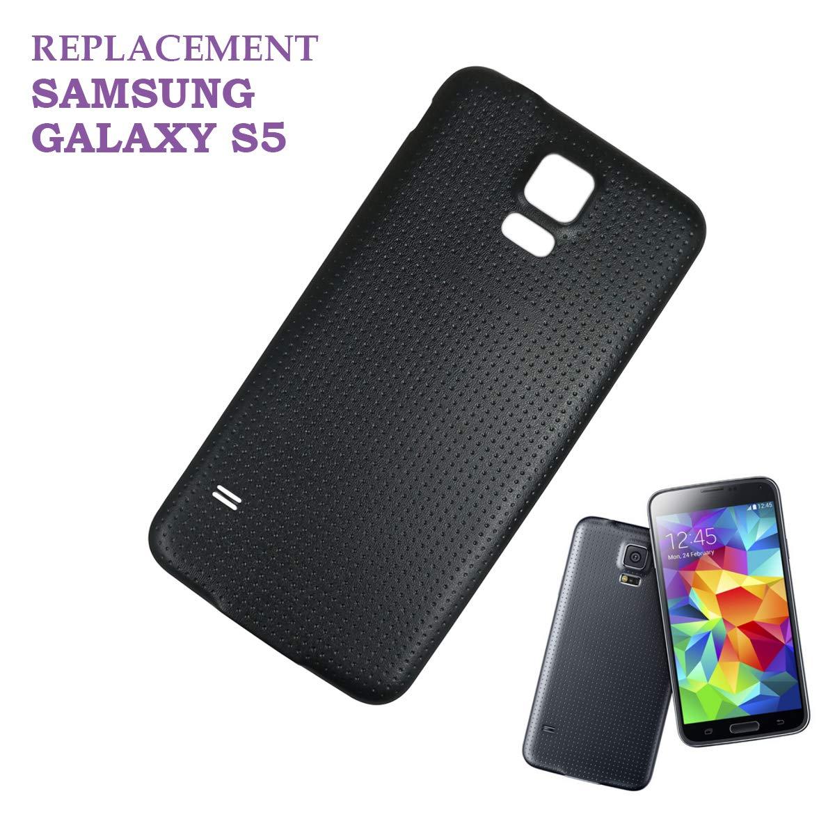 swark batería Tapa Tapa Trasera para Samsung Galaxy S5 G900 ...