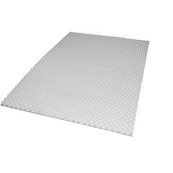 """Mainstays 1/2 """"espuma colchón pad, corte para adaptarse a camas de"""