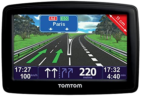 "TomTom TomTom XL Classic Europe 12 - GPS para coche (4,3"","