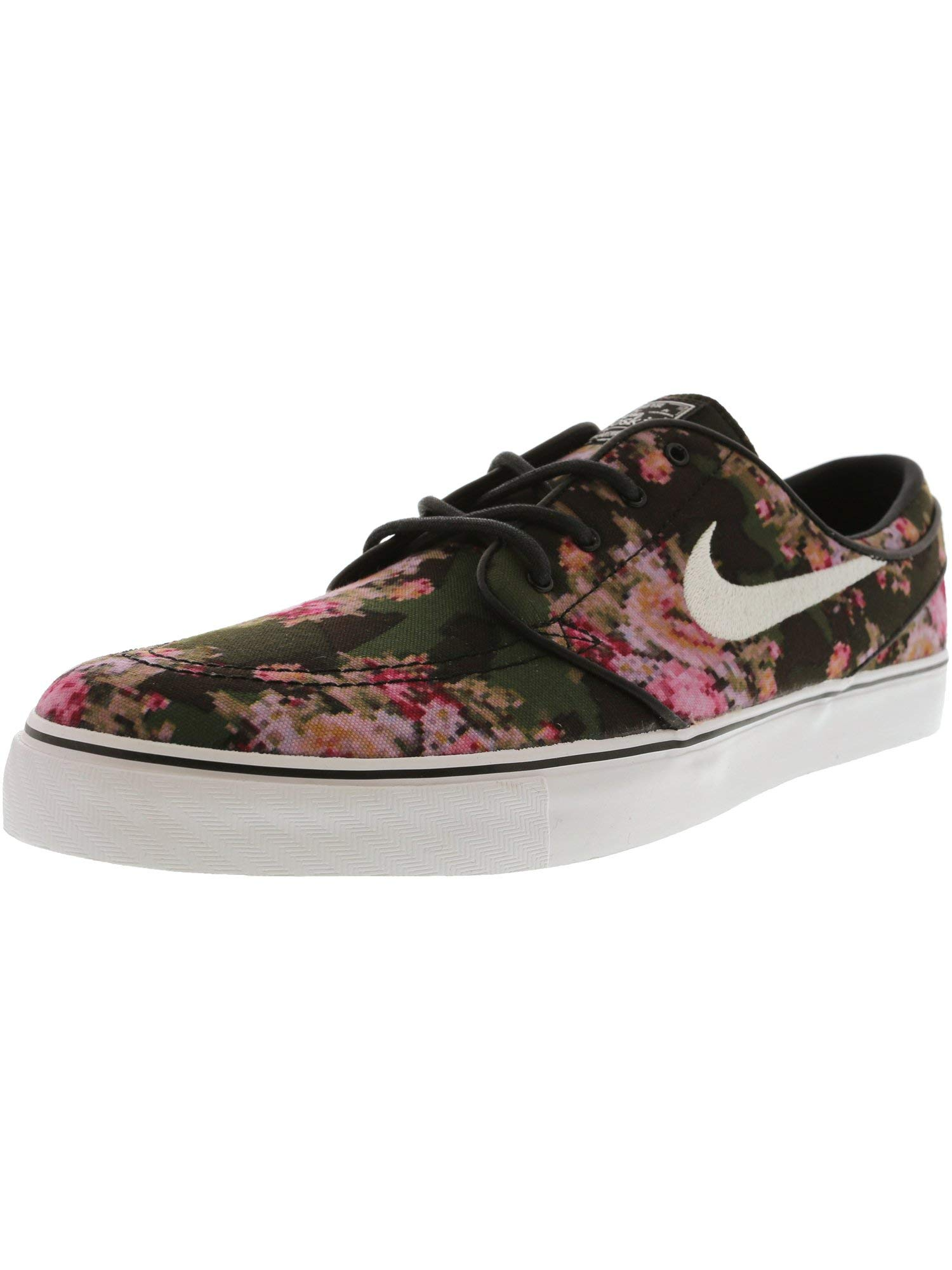 100% authentic 9e6ad 899f0 Galleon - Nike SB Zoom Stefan Janoski Premium (Multi-Color Black) Mens Skateboarding  Shoes