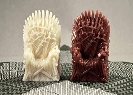 IRON THRONE SILICONE SOAP MOLD BAR MOULD clay wax resin plaster DRAGON GAME OF