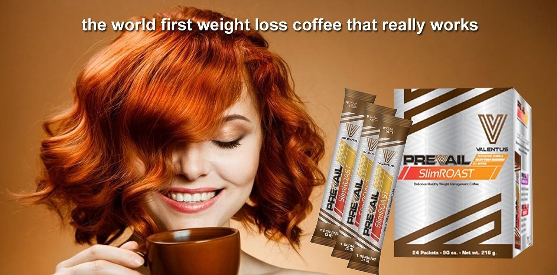Valentus Slimroast Coffee 2 Boxes 48 Sachets Amazonca Health