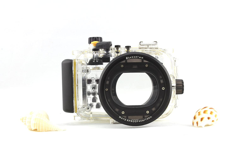 Meikon carcasa submarina para cámara Canon PowerShot S110 ...