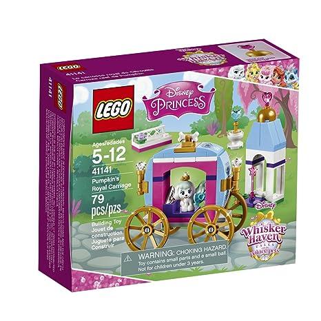 Amazoncom Lego Disney Princess Pumpkins Royal Carriage 41141