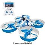 KK2DW RTF Mini Quadcopter Drone con fotocamera Wifi HD Micro Drone Altitude Hold Mode senza testa
