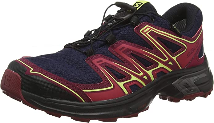 SALOMON Damen Wings Flyte 2 GTX Trailrunning Schuhe: Amazon fvJV2