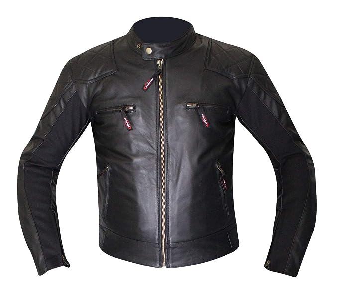 Chaqueta de cuero de David Beckham, diseño vintage, de piel ...