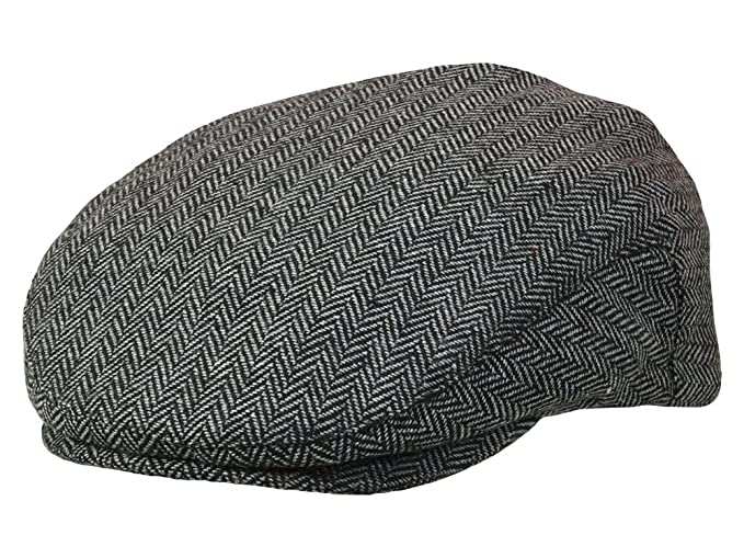 Brixton Hooligan - Gorra plana para hombre - gris  Amazon.es  Ropa y  accesorios 20a02672f51