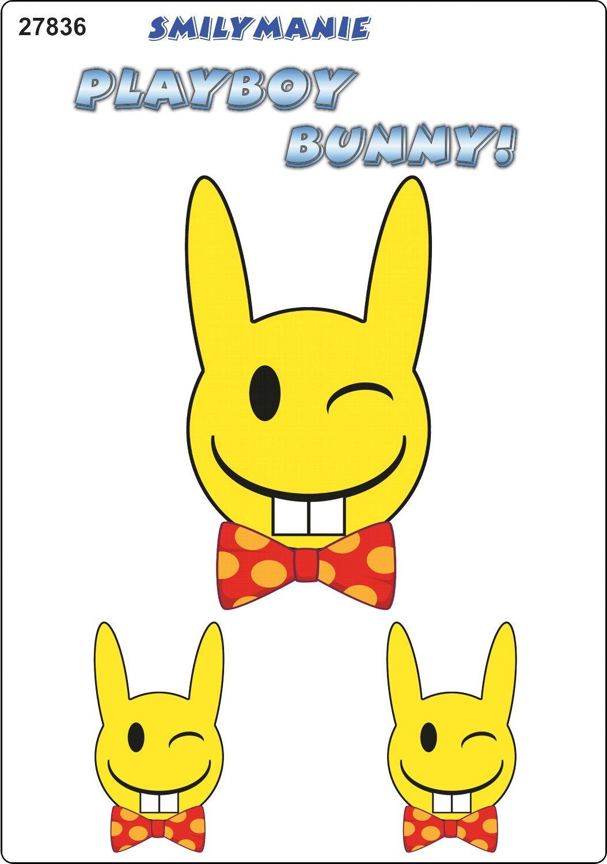 Aufkleber Playboy Bunny